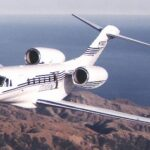 Аренда самолета Cessna Citation X в Австрию